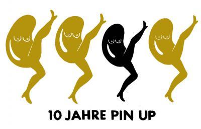 10 Jahre Pin Up